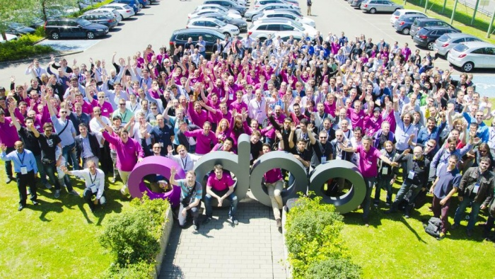 Odoo - Opendays June 4-6, 2014